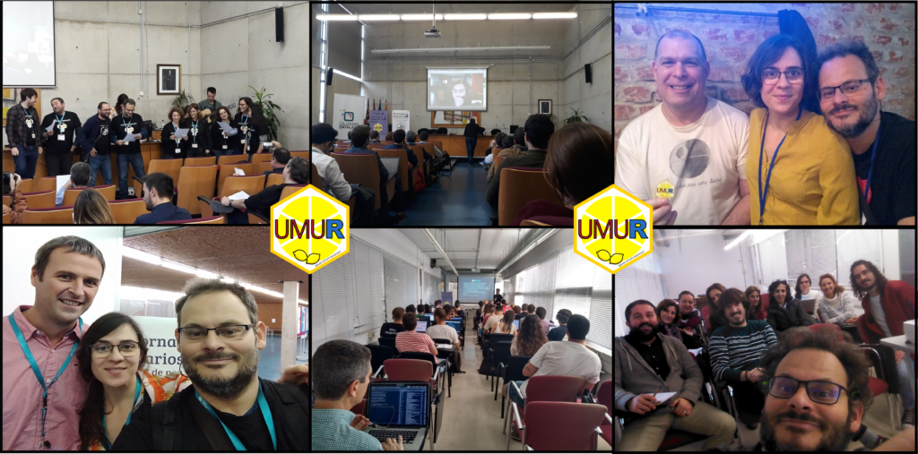Uniting Local R Users in Spain – Users Murcia R (UMUR)